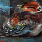 Benjamin Burkard | 2015 | bunter Specht
