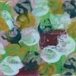 annette zumkley | 2014 | 32x50 | Acryl auf Leinwand